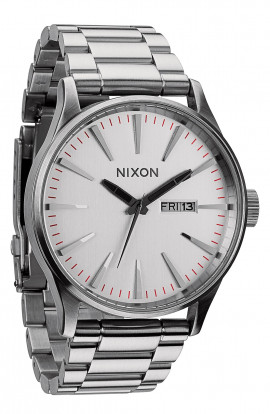 Nixon 'Sentry' Bracelet Watch, 42mm