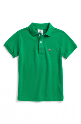Short Sleeve Piqué Polo (Little Boys & Big Boys)